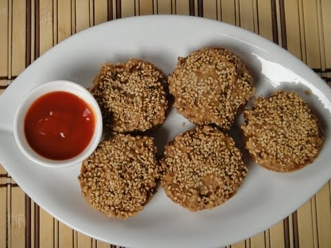 Vegetable Gold Coin recipe