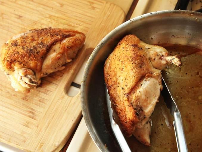 Airline Chicken recipe