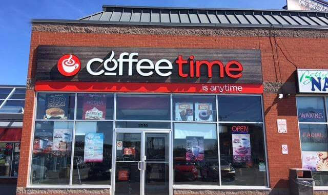 Coffee Time store