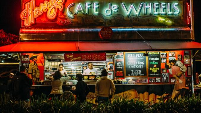 Harry's Cafe de Wheels store