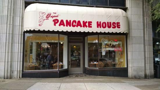 The Original Pancake House franchise