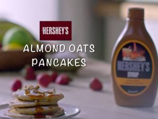 Almond Oats Pancakes recipe