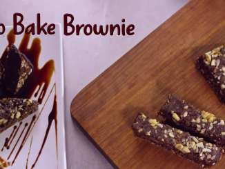 Hershey's No Bake Brownie Recipe