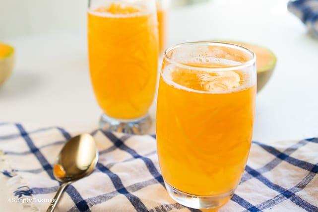 Cantaloupe Juice recipe