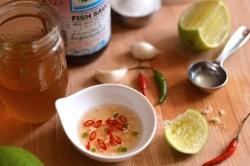 Fish Sauce recipe