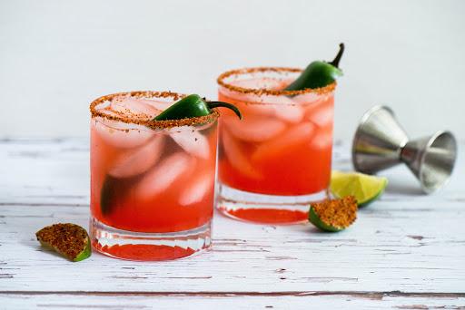 Vampiro Cocktail recipe