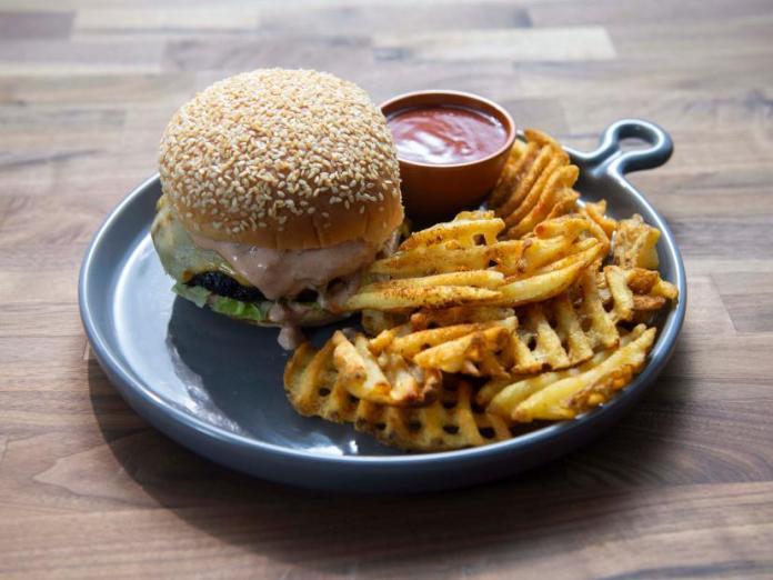 Blake's Lotaburger Food