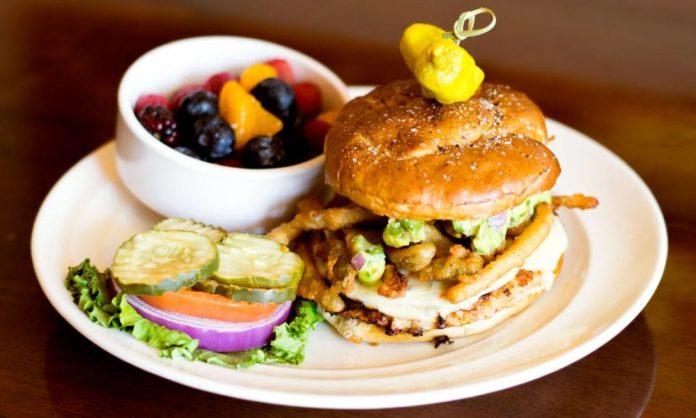 Bucking Bull menu