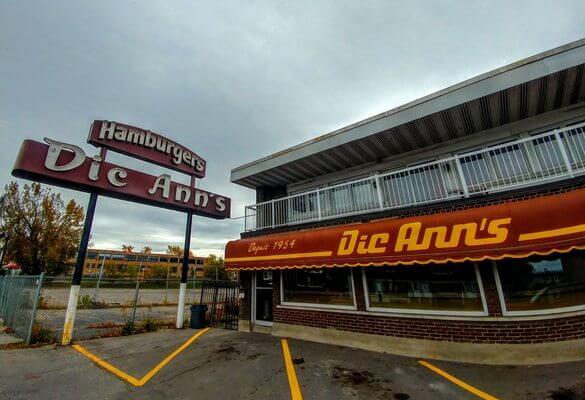 Dic Ann's Hamburgers franchise