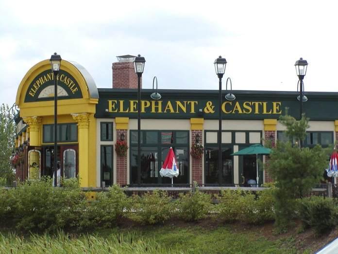 Elephant and Castle Pub and Restaurant Franchise