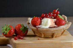 Ice Cream Waffle Bowl recipe
