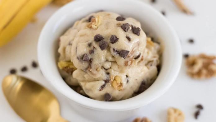 Chunky Monkey Ice Cream recipe
