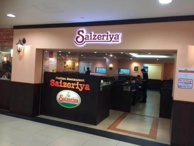 Saizeriya Franchise