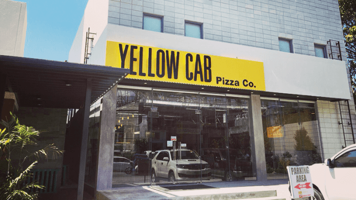 Yellow Cab Pizza Co. Store