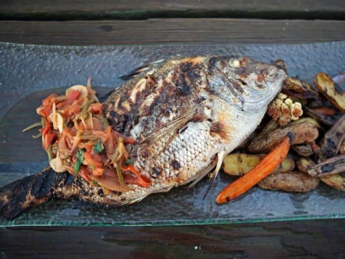 Porgy Fish recipe