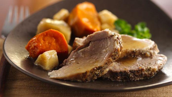 Porketta Roast recipe