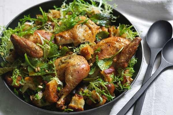 Zuni Chicken recipe