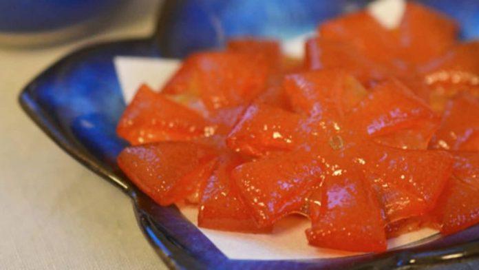candied kumquat recipe