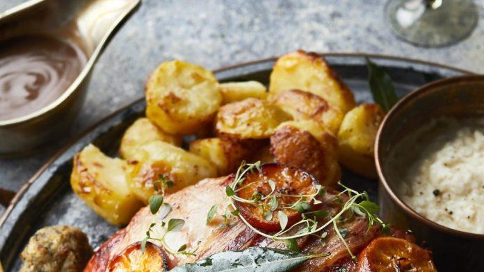 oxo roast potatoes recipe