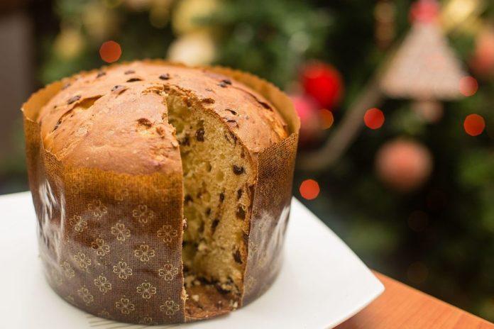 panettone bread recipe