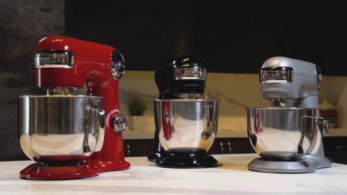 Cuisinart SM-50BC 5.5-Quart Stand Mixer