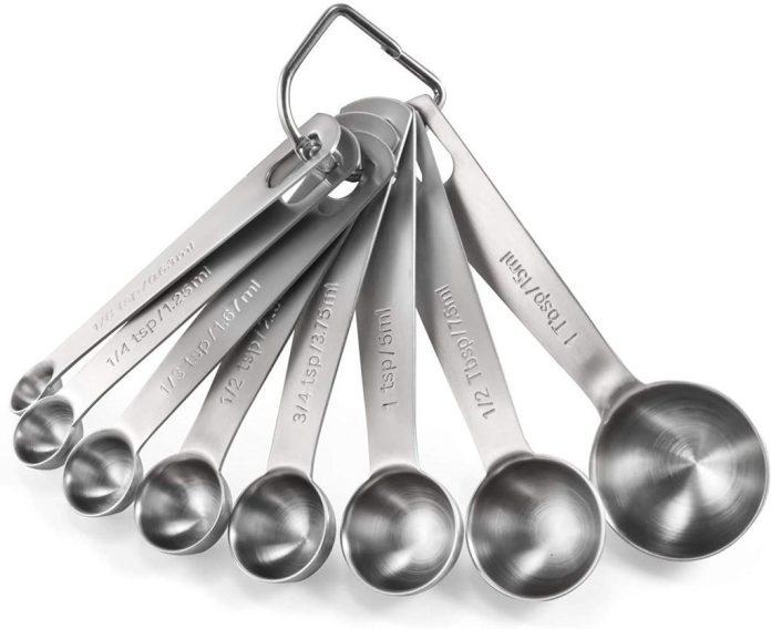 U-Taste 18/8 Stainless Steel Measuring Spoons