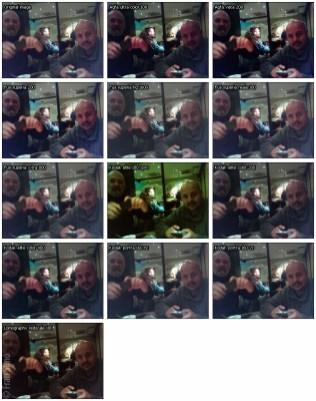 g'mic Film emulation: Color negatives collage