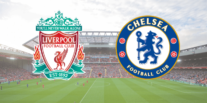 Liverpool v Chelsea at Anfield