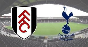Fulham v Tottenham at Craven Cottage