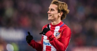 Atletico Madrid forward Antoine Griezmann has been linked to Manchester United