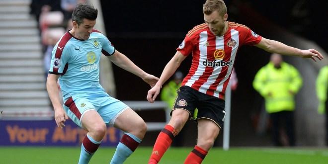 Sunderland 0-0 Burnley 2017 Premier League