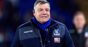 Sam Allardyce Crystal Palace manager