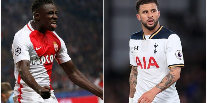Man City targets Benjamin Mendy and Kyle Walker