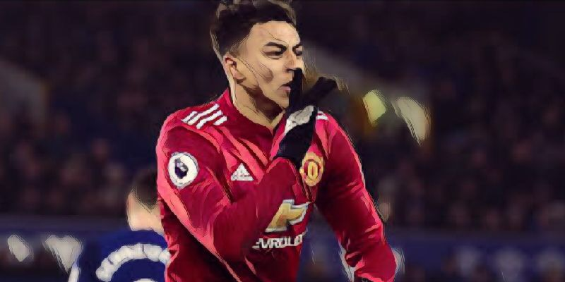 Jesse Lingard scores an absolute screamer to help Man United beat Derby