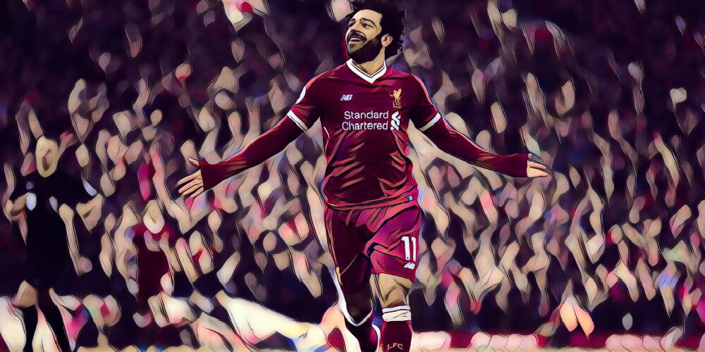 Mohamed Salah: 'I can be number one! Why not?'