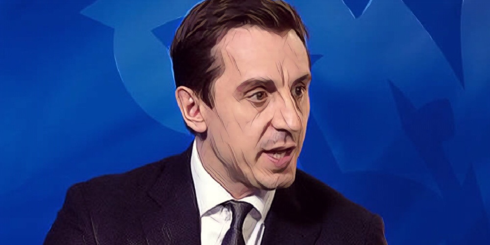 Neville gives his verdict on Manchester United's top four chances