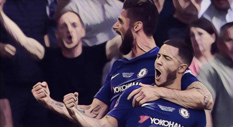 Giroud: Chelsea are the top club in England