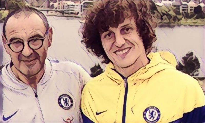 Luiz insists Chelsea players believe in 'Sarri-ball'