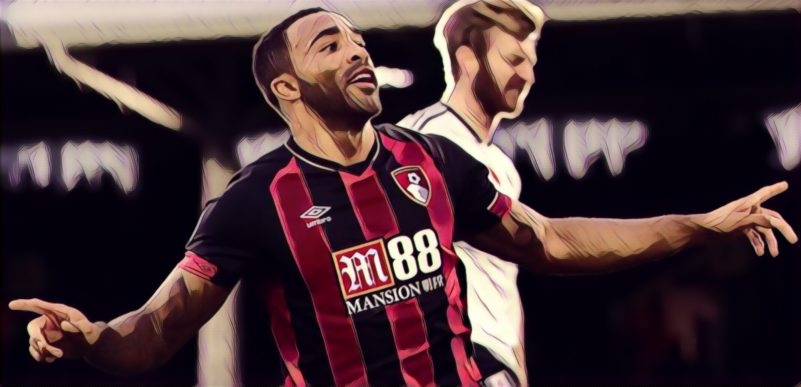 Zola confirms Chelsea are interested in Bournemouth striker Callum Wilson