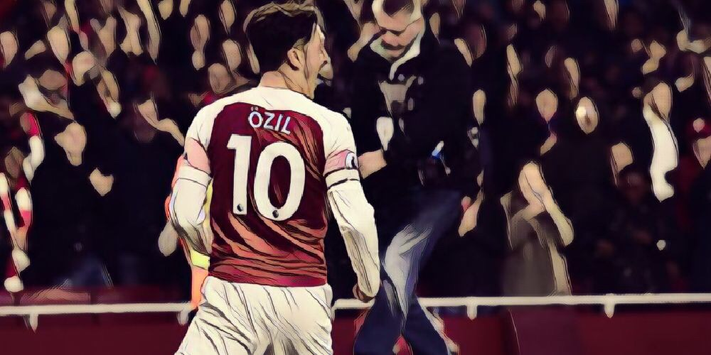 Mustafi: Ozil makes Arsenal a 'dangerous' team