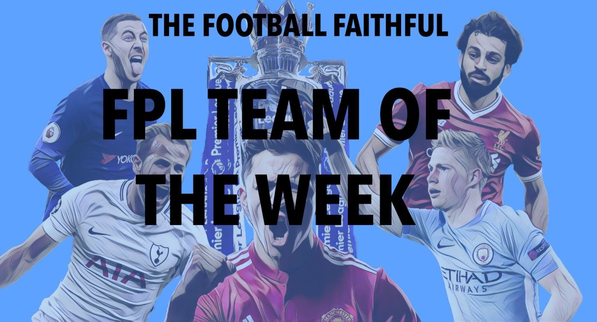 Fantasy Premier League Team of the Week: Gameweek 16