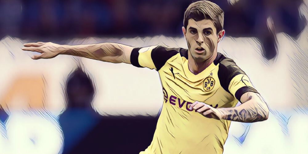 Chelsea in pole positon to seal £70 million Pulisic deal