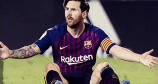 Leo Messi Barcelona 2018