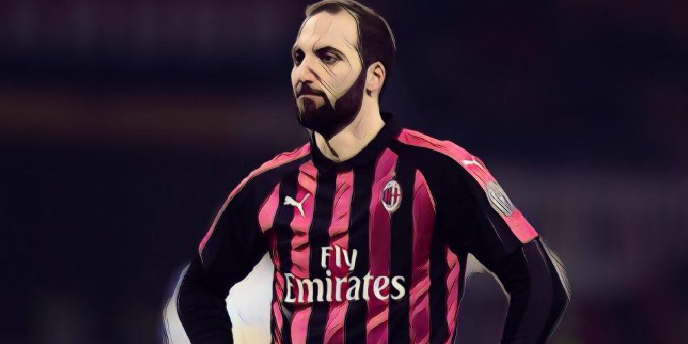 Higuain travelling to London to finalise Chelsea transfer