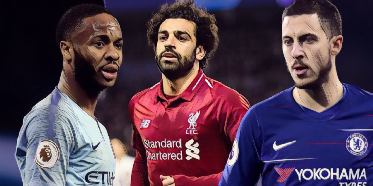 The five favourites to win the PFA Player of the Year Award