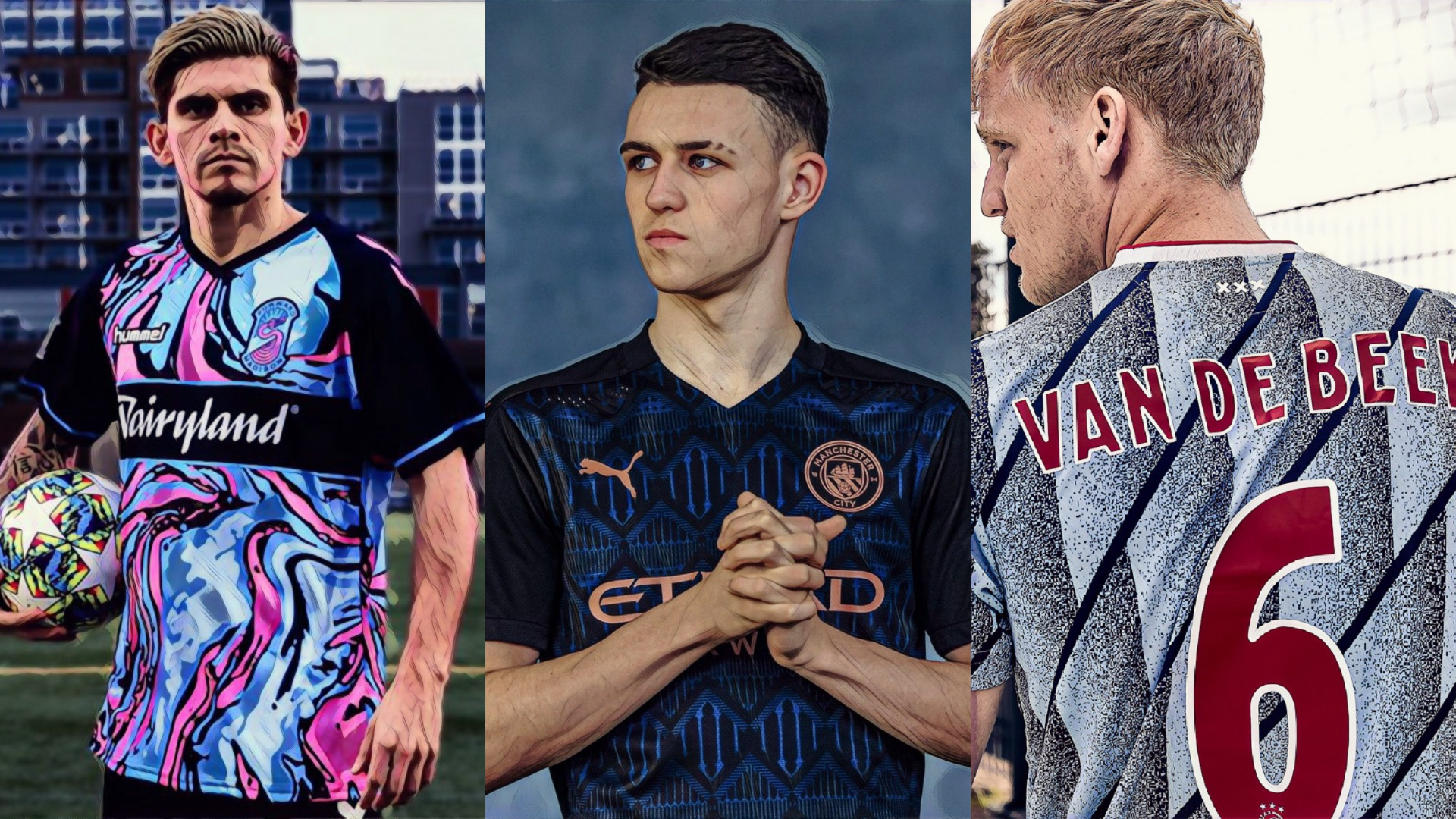 the 15 best football kits in 2020