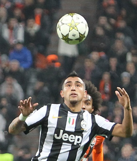 Arturo Vidal has played for both sides