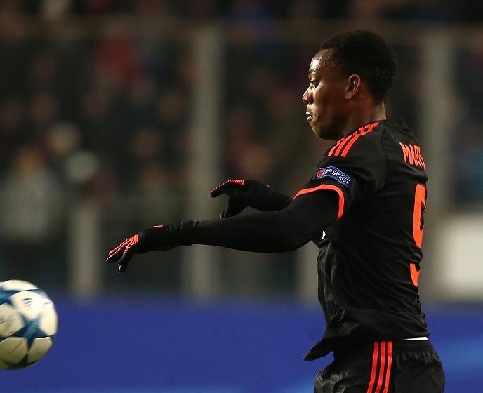 Martial should be back for United