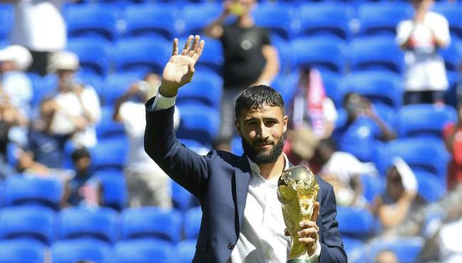 Fekir World Cup Trophy