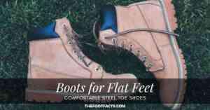 Flat feet comfort